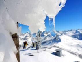 Eisige Tropfen, Nebelhorn, Oberstdorf